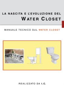 Richard Angela - La nascita e l'evoluzione del water closet