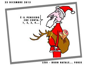 Vignetta 48 - Leui - Buon Natale... Forse_25-12-2015
